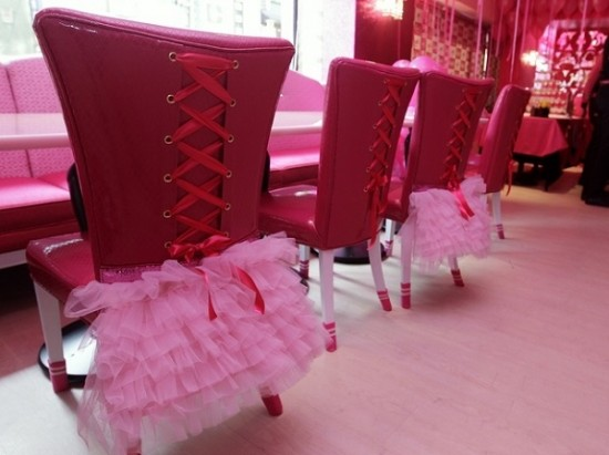 Barbie-cafe