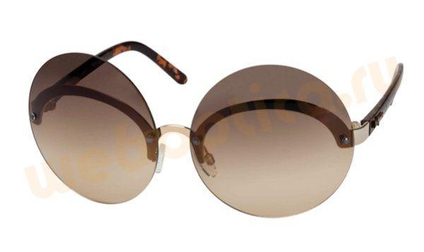 da50d0aad3c3 Круглые солнцезащитные очки HENRY HOLLAND 2012