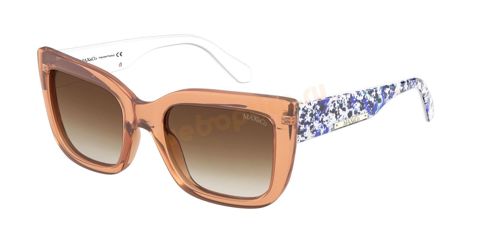 e69f3e566f45 Оливия Палермо представляет солнцезащитные очки MAX   Co. лето 2015