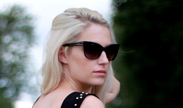 Солнцезащитные очки в стиле Twiggi