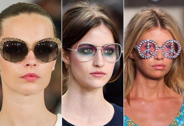 очки солнцезащитные мода 2015