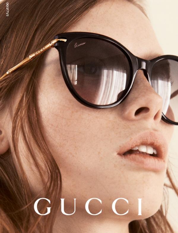 Коллекция оправ и солнцезащитных очков Gucci Bamboo. Знаковые модели