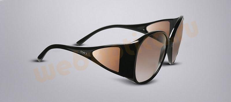 Солнцезащитные очки Tod's.