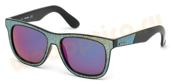 Солнцезащитные очки Diesel dl0161_83z цена