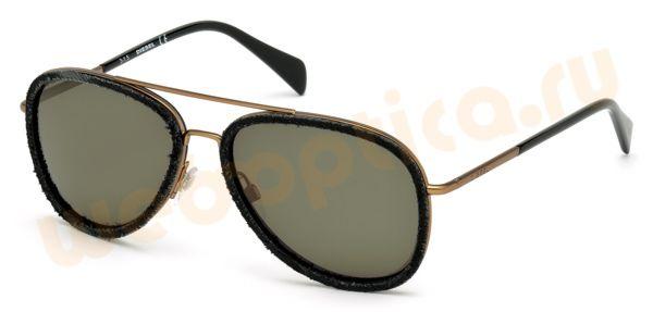 Солнцезащитные очки Diesel dl0167_05n купить в москве цена